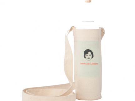 Organic cloth bag with logo