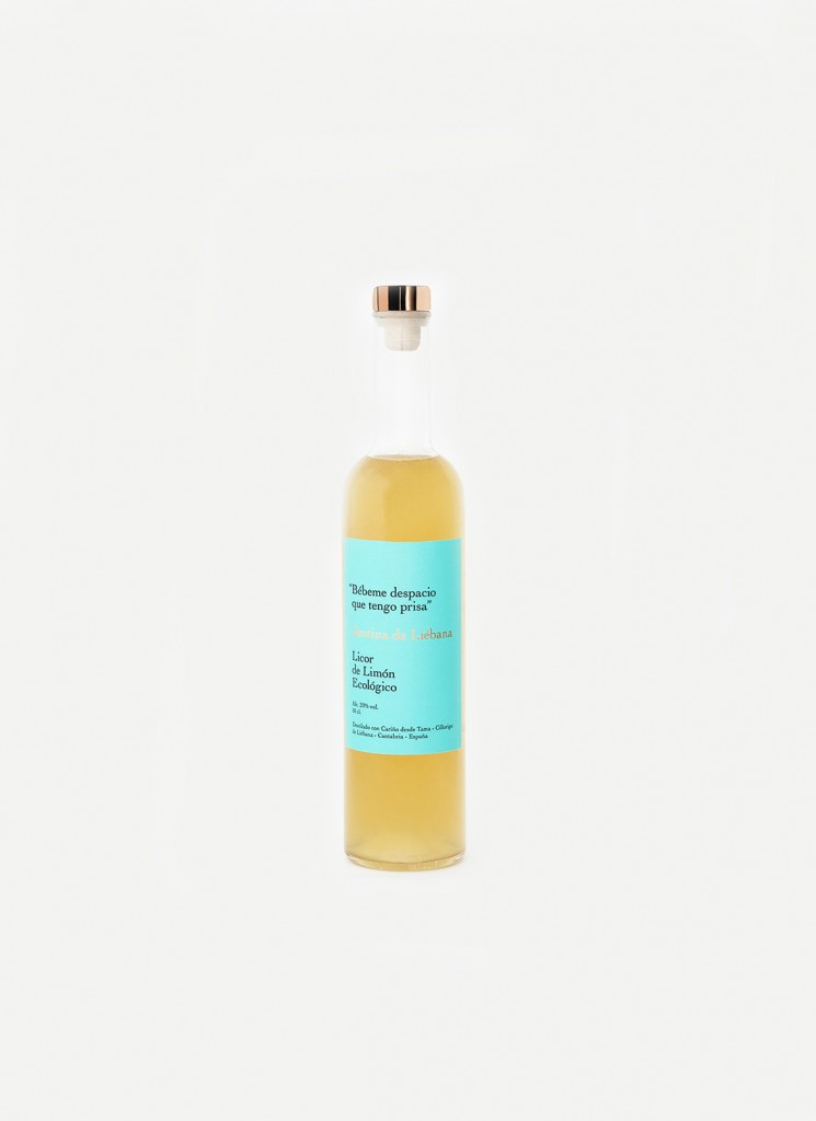 Licor de Limón Ecológico