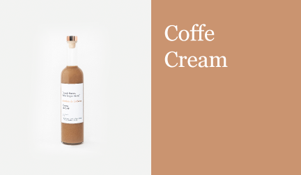 Coffee cream justina