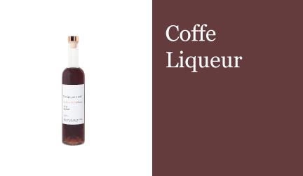 Coffe liqueur justina