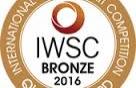 Medalla de bronze para nuestro aguardiente de orujo ecológico Justina en el certamen internacional IWSC